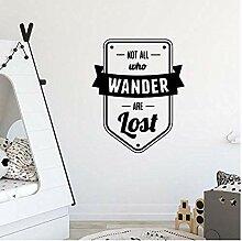 Wandaufkleber und Wandbilder Wander Wandaufkleber
