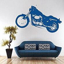 Wandaufkleber USA Graffiti Fahrrad Aufkleber