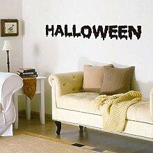 Wandaufkleber Wandaufkleber Halloween Halloween