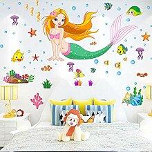 Wandaufkleber Wanddekoration Kinderzimmer Cartoon
