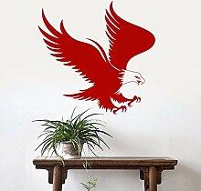 Wandaufkleber Wanddekorkunst Vinyl Aufkleber Adler