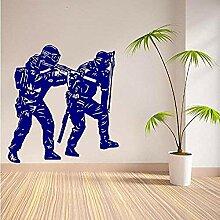 Wandaufkleber Wandkunst Abnehmbare Vinyl Aufkleber