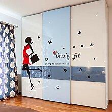 Wandaufkleber Wandtattoo Wohnzimmermalerei