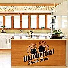 Wandaufkleber Wandtattoos Wandbilder Modernes Bier