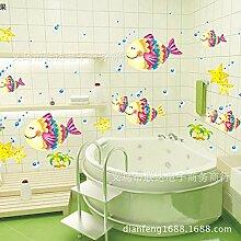 Wandaufkleber ZOZOSO Abnehmbare Kinderzimmer