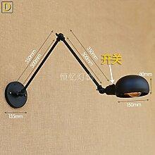 Wandbeleuchtung Retractable Wandlampe Der