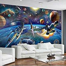 Wandbild 3D DIY Wandbild Tapete Moderne