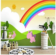 Wandbild 3D Fototapete Für Kinderzimmer