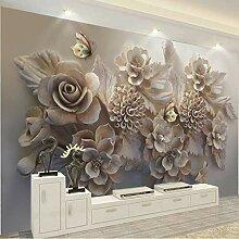 Wandbild 3D Tapete Europäischen Ästhetische