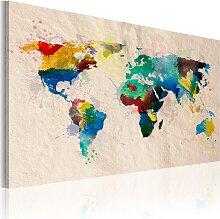 Wandbild - Die Welt der Farben