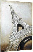 Wandbild Eiffelturm