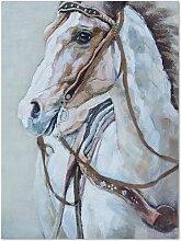 Wandbild Horse, 90x120 cm