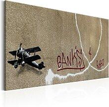 Wandbild - Love Plane by Banksy