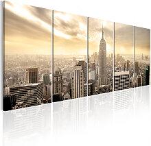 Wandbild - New York: View on Manhattan