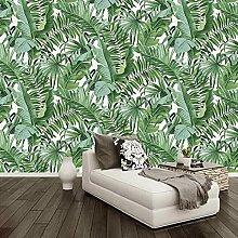 Wandbild Pflanze grünes Blatt 3D Fototapete