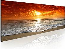 Wandbild - romantisch  Sonnenuntergang