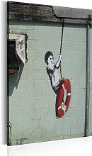 Wandbild - Swinger, New Orleans - Banksy