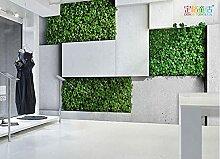 Wandbild Tapete 3D Kleine Frische Grüne Pflanze