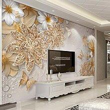 Wandbild Tapete Für Schlafzimmer Wände 3D Luxus