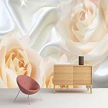 Wandbild Tapete Für Schlafzimmer Wände Rose