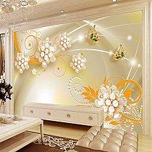 Wandbild Tapete Für Wände Diamant Schmuck