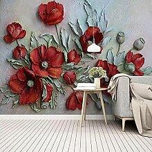 Wandbild Tapete Maßgeschneiderte 3D Wallpaper