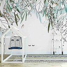 Wandbild Tapete Modern Nordic Ins Pflanze