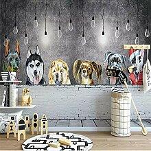 Wandbild Tapete Wand Muralscute Tier Kinderzimmer