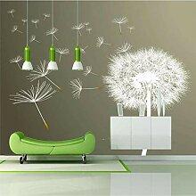 Wandbild Tapeten Wandtattoos3D-Tapete Weißer