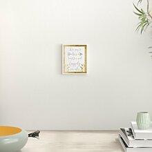 Wandbild This Way to Love East Urban Home Format: