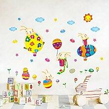Wandbild ZOZOSO Klassenzimmer Früherziehung