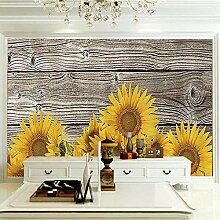 Wandbilder 250×175 cm -Pflanzen Sie Gelbe