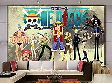 Wandbilder 3D Japanische Anime Tapete