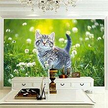 Wandbilder Für Wohnzimmer 200×140 cm -Tiergraue