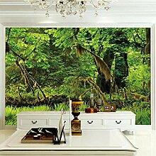Wandbilder Für Wohnzimmer 300×210 cm -Grüne