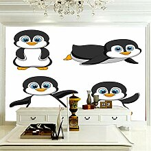 Wandbilder Für Wohnzimmer 400×280 cm -Cartoon