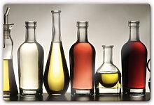 Wandbilder - Glasbild Olio e Aceto