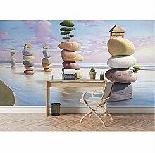 Wandbilder Tapete Luxus Stein Abstrakte Haus