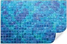 Wandbilder - Wallprint W - Glasmosaik