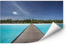 Wandbilder - Wallprint W - Karibik