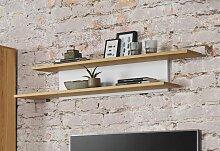 Wandboard, Breite 142 cm Einheitsgröße weiß