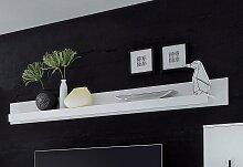 Wandboard, Breite 150 oder 200 cm B: weiß