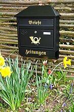 Wandbriefkasten,Briefkasten, Premium-Qualität aus