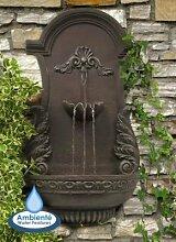 Wandbrunnen Engelsflügel