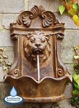 Wandbrunnen kleiner Löwenkopf