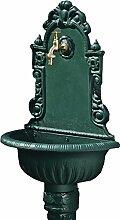 Wandbrunnen mit Ventil Grün 15132E