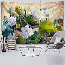 Wanddeko wandteppich Sommer Pflanze Wandteppich