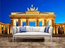 Wanddekor Brandenburger Tor in Berlin Wall Drucken