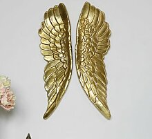 Wanddekoration Angel Wings Lily Manor Ausführung:
