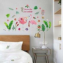 Wanddekoration Aufkleber ins Wind verkleiden